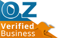 1Security OzBusiness Badge