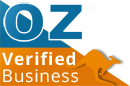 Solarborepumps OzBusiness Badge